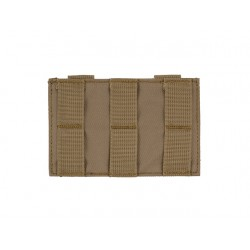 Adaptor Molle Verticala Coyote 8Fields