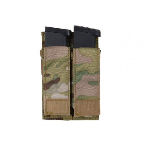 Buzunar Dublu Incarcatoare Pistol Multicam 8Fields