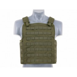 Vesta Tactica Navy Seal Plate Carrier Olive 8Fields