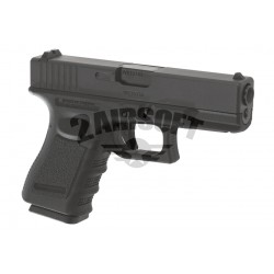 Replica Glock 19 Negru GBB WE