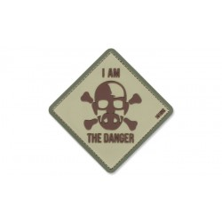 Patch PVC I Am The Danger 101 Inc