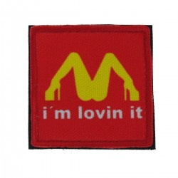 Patch I Love It