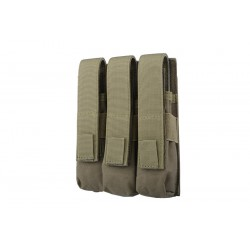 Pouch Triplu MP5 Olive GFC Tactical