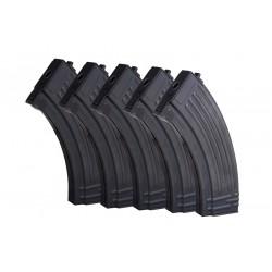 Magazie pentru replica AK 150 bile neagra