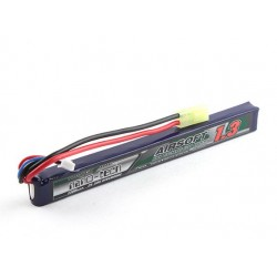 Baterie LiPo 1300mAh 7.4V 25-50C Nano Tech
