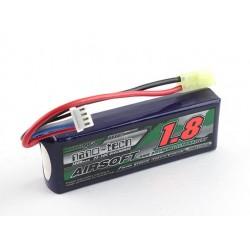 Baterie LiPo 1800mAh 11.1V 20-40C Nano Tech