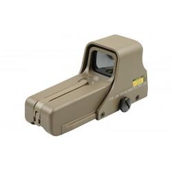 Red Dot Holo ET 552 Tan GFC Tactical