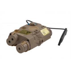 Replica Laser Sight AN/PEQ-15 Tan Element
