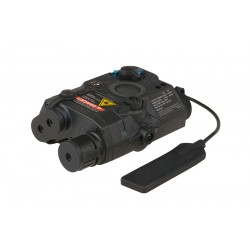 Replica Laser Sight LA-5/PEQ Negru Element