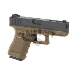 Replica Glock 23 Desert GBB WE