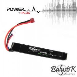 Baterie Lipo 1200mAh 7.4V 20C Balystik