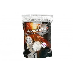 Bile Rockets Platinum 0.28 gr 3500 buc