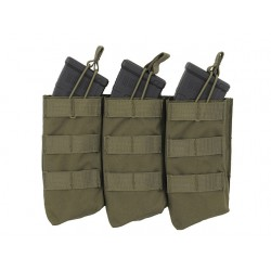 Set 3 Buzunare Open 7.62x39 AK Olive 8Fields