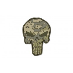 Patch 3D Punisher UCP 101 Inc.