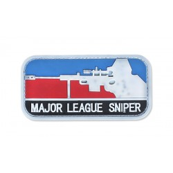 Patch Pvc Major Sniper 101 inc