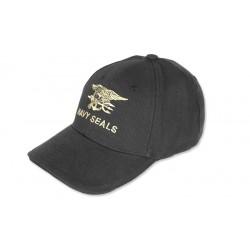 Sapca Baseball Neagra Navy Seals