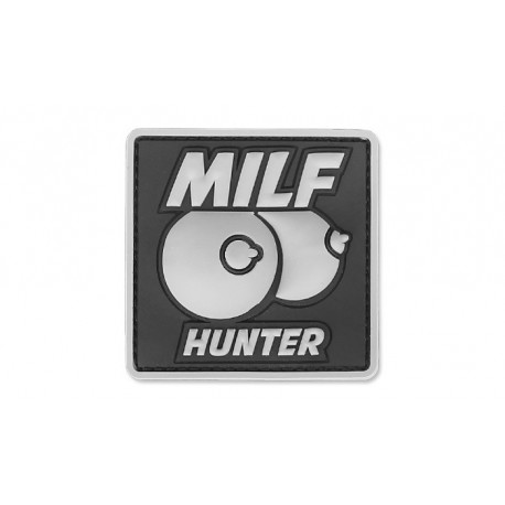 Patch Pvc Milf Hunter Gri 101 inc