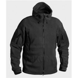 Geaca Fleece Patriot Negru Helikon Tex