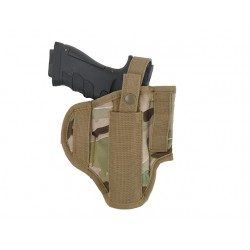 Holster Curea Ambidextru Multicam 8Fields