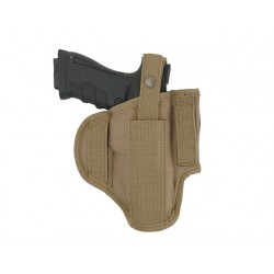 Holster Curea Ambidextru Coyote 8Fields
