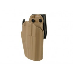 Holster Universal Standard Coyote TMC